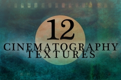 Cinematography Textures by Carlyartdaily