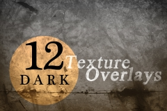 Dark Textures by Carlyartdaily