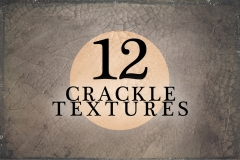 Crackle Textures by Carlyartdaily