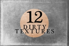 Dirty Textures by Carlyartdaily