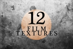 Film Textures by Carlyartdaily