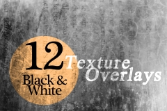 Black & White Textures by Carlyartdaily